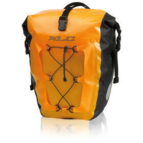 XLC BA-W38 Sidetaske vandtæt, yellow